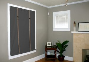 Standard-Size Curtain