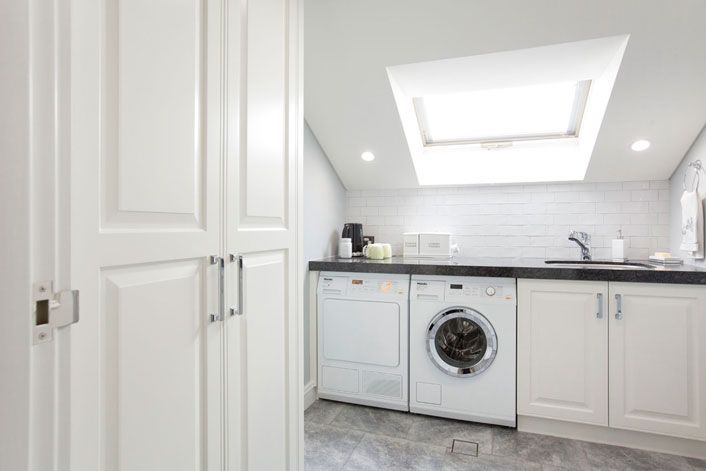 making a laundry room quiet! | residential acoustics® a Laundry Room