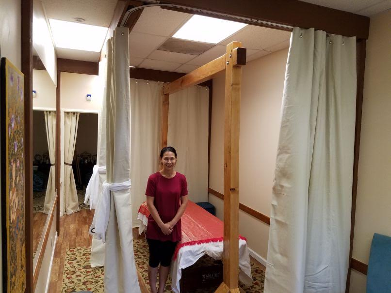massage-room-soundproofing with