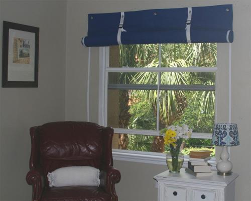Blackout Insulation Drape-Bedroom window-Residential Acoustics