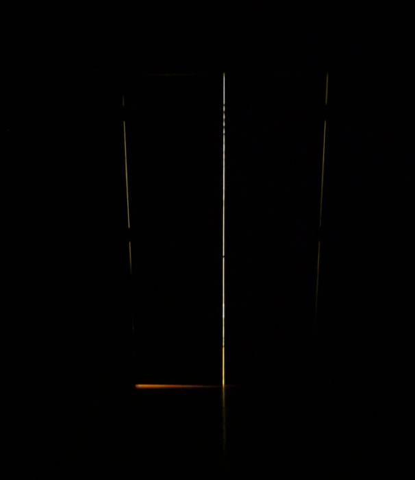 soundproofing door leaks